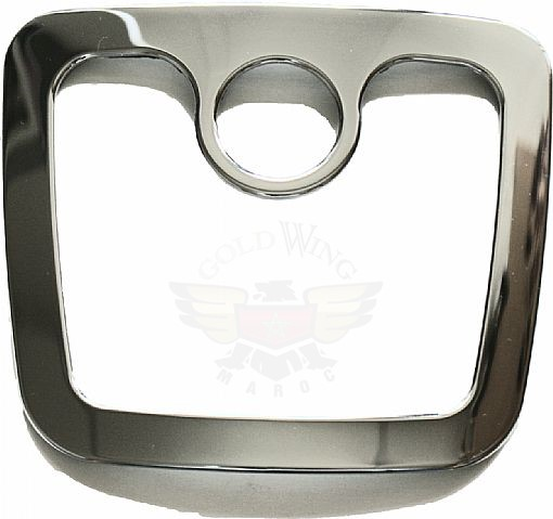 1800 2012 Chrome Fuel Door Accent-1800 2012 Chrome Fuel Door Accent